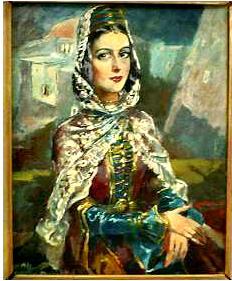 Аварка из с. Чох, 1939