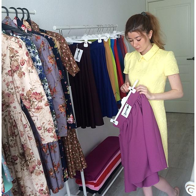 Как шить платья на продажу
